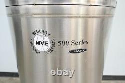 MVE Cryogenics Liquid Nitrogen Dewar 510 with Warranty SEE VIDEO