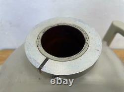 MVE Lab 20 Cryogenic Liquid Nitrogen Aluminum Dewar 20L Vessel Cryo Tank