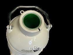 MVE SC 4/2v Vapor Shipper LN2 Dewar Liquid Nitrogen SHIPS FREE