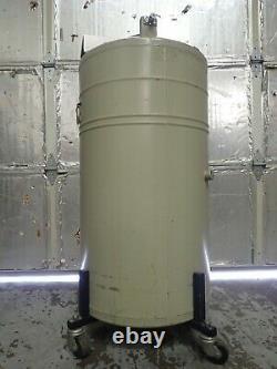 MVE XLC 360 HE Cryogenics Liquid Nitrogen Dewar Freezer Tank
