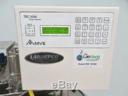 MVE XLC 810HE Liquid Nitrogen Dewar with Warranty SEE VIDEO