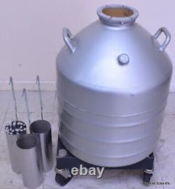 Mve Orion Et-44 Liquid Nitrogen Dewar
