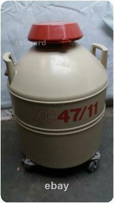 Mve XC 47/11 Liquid Nitrogen Dewar Nitrogern Storage Container @ (261331)