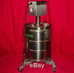 NEW! Cryofab CFL-50 Liquid Nitrogen Dewar Tank Pressure Vessel withTA Controller