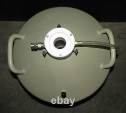 Ortec Liquid Nitrogen Tank Ln2 Dewar 30 Liter (b14)