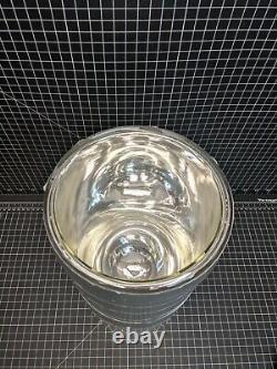 Pope Glass Dewar Vacuum Flask dry ice LN2 cryogenic liquid nitrogen 8642 4300ml