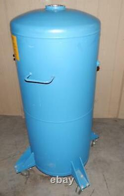 Precision Cryogenics 36x36x50 Liquid Nitrogen Dewar (#3270)