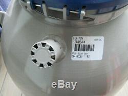 TAYLOR WHARTON LIQUID NITROGEN DEWAR 34HC 34 HC CRYOGENIC TANK with 6 racks
