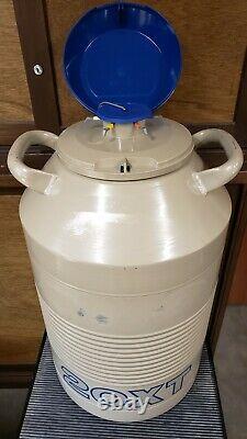 Taylor-Wharton 20 XT Liquid Nitrogen Dewar