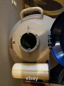 Taylor-Wharton 34HC Liquid Nitrogen Cryogenic Storage Dewar Tank 34L 34 HC