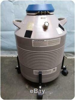 Taylor Wharton 35hc 35 Hc Liquid Nitrogen Dewar Cryogenic Canister @ (243647)