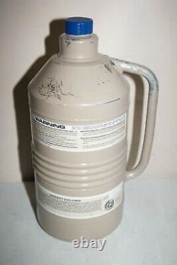 ^ Taylor Wharton 4 LD Liquid Nitrogen Dewar #C183