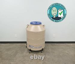 Taylor Wharton 4800 RS Liquid Nitrogen Dewar with Warranty SEE VIDEO