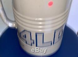 Taylor Wharton 4LD Liquid Nitrogen Cryogenic Dewar 4 Liter Pitcher Style Tank