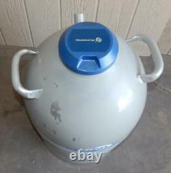 Taylor Wharton 50ldb Liquid Nitrogen Dewar Tank -50 Litre (#3321)