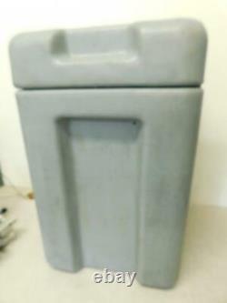 Taylor-Wharton CX & CXR100 Liquid Nitrogen Dewar Shipping Container-No Dewar