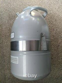 Taylor-Wharton H25LD LD25 Liquid Nitrogen Dewar LN2