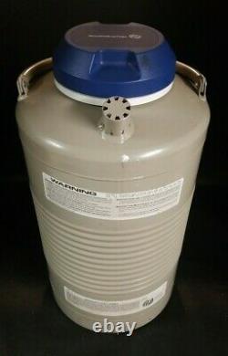 Taylor Wharton LD10 liquid nitrogen Dewar good condition used 10 liters