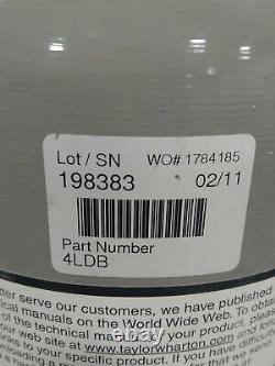 Taylor Wharton LD4 Liquid Nitrogen Dewar
