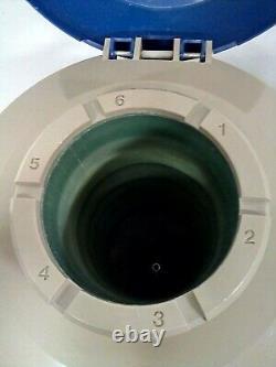 Taylor-wharton 34hc 34 Hc Liquid Nitrogen Dewar Cryogenics