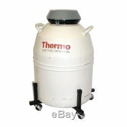 Thermo 8037 Liquid Nitrogen Dewar Cryo Storage Tank, Cryogenics