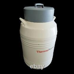 Thermo Forma CMR-2800 8031 Cryogenic Liquid Nitrogen Dewar Tank