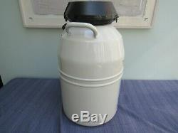 Thermo Scientific BioCane 20 Liquid nitrogen dewar cannister Biocane20 20L nice