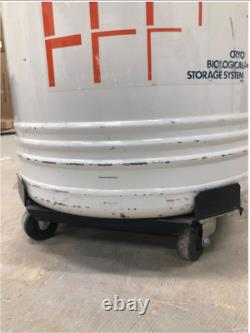Thermolyne Locator8 Cryo Biological Storage System (Liquid Nitrogen dewar)