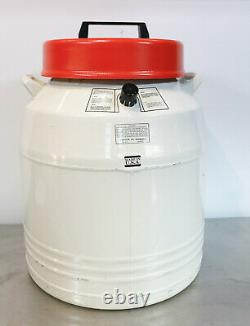 Thermolyne / Thermo Locator JR. Plus Cryogenic Dewar / Liquid Nitrogen LN2 / JR+