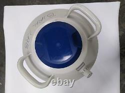 Unbranded 25 LD Liquid Nitrogen Storage Dewar 25 Liters GOOD CONDITION