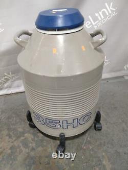 Union Carbide 18XT 18 Liter Cryogenic Liquid Nitrogen Dewar