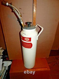 Union Carbide Cryogenic UC-1 Liquid Nitrogen Container, LN2 Dewar, Custom Chiller