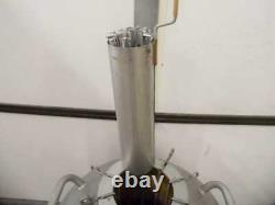 Union Carbide Liquid Nitrogen Dewar LD-30 Storage Dewar Cryogenic Vessel