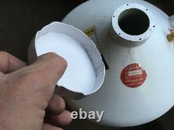Union Carbide UC-31 Liquid Nitrogen Dewar. 31 liters. Untested