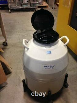 VWR CryoPro BR-1 Liquid Nitrogen Dewar