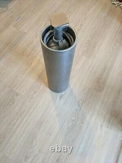 Varian Sorption Pump complete heater jacket and Liquid Nitrogen Dewar 2.75 CF