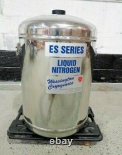 Wessington Cryogenics Liquid Nitrogen Dewar