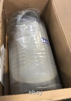 Worthington 10ldb Liquid Nitrogen Storage Dewar, 10 L, 45 Day Static Hold Time