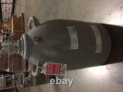 Worthington 25LDB Liquid Nitrogen Dewar