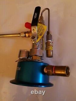 Worthington D050-8C00 Liquid Nitrogen Withdrawal System for Dewars 25 L and up
