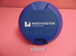 Worthington LD10 10 Liter Liquid Nitrogen Storage Tank Cryogenic Container Dewar