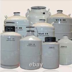 YDS-3 3L Cryogenic Liquid Nitrogen Container LN2 Tank Dewar with Straps
